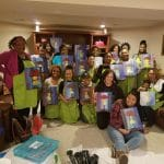 Sip & Paint it Forward Fundraiser – Hurricane Harvey Relief