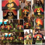 I Love You Couples Canvas