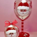 Ornament & Wine Glass Paint Party