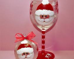 Ornaments & Wine Glass Paint Party