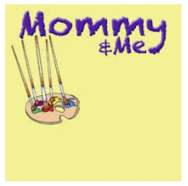 Mommy & Me Paint Party