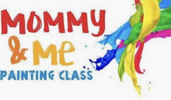 Mommy Me Paint Party Wonderfully Made4you