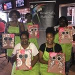 Brushes, Bottles & Bags Paint Party