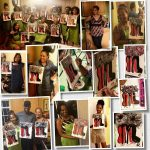 Red Bottoms Canvas Paint Class
