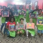 Yolanda's Sip & Paint Party