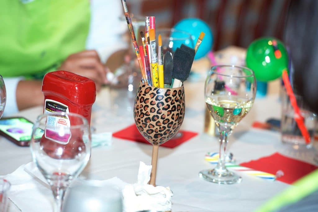 Wine Glass Paint Party Wonderfully Made4you