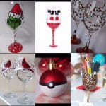 Holiday Glass and Ornament Painting